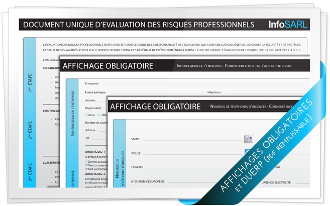 Documents obligatoires entreprise